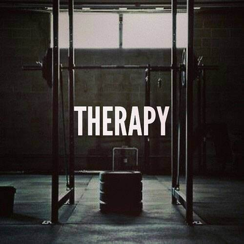 Therapy... #fitfam #fitness #fit #gym <br>http://pic.twitter.com/kVZIpyakNi