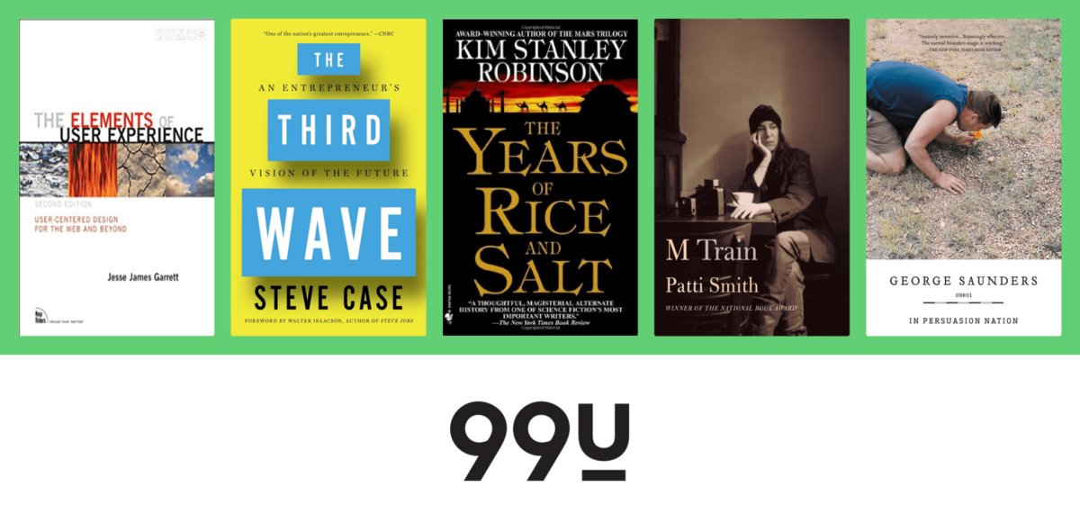 5 Book Recommendations by @99u Speakers #99uconf https:// blog.parrotread.com/5-book-recomme ndations-by-99u-2017-speakers-76d93ad1b7b6 … pic.twitter.com/ ...