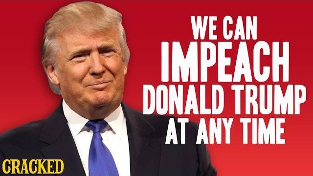 8:45 We Can Impeach Donald Trump At Any Time (Hint... The Emoluments Clause)  https:// youtu.be/FzUe99XKigI  &nbsp;   #ThisIsNotNormal <br>http://pic.twitter.com/4yxycQuGf5