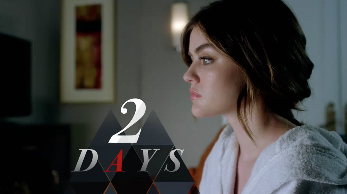 Get dressed. 2 more days until we say goodbye.  #PLLGameOver https://t...