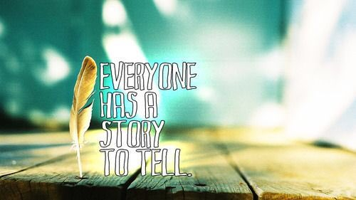 Thank you @canadainaday for reminding us that &quot;Eveyone has a story to tell.&quot;  So #BeKind #CanadaInADay<br>http://pic.twitter.com/FmAtQqQrBx