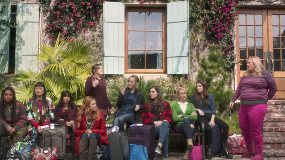 The Bellas prepare to conquer the world in first Pitch Perfect 3 trailer https://t.co/u37SgXp9Ey
