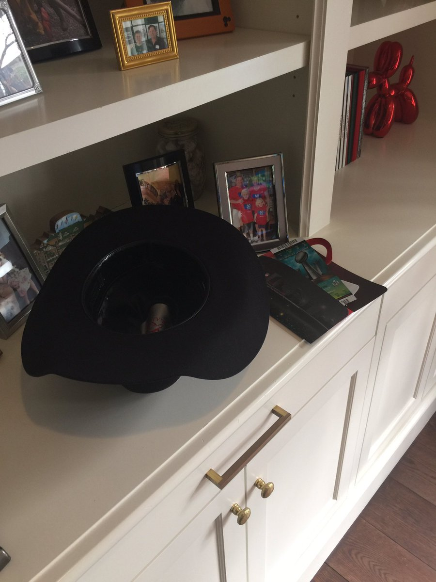 This is @JRsBBQ hat and SB51 tics with the hat that his #Angel bought for me #RIPJAN we will always love you @marshdeedee @SeanTPendergast<br>http://pic.twitter.com/PD4AAAdHVe