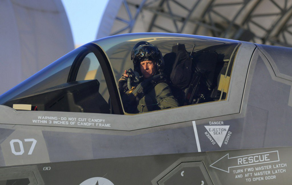 Marine Corps allows F-35 jets back in the sky https://t.co/TIkZpb6CpI