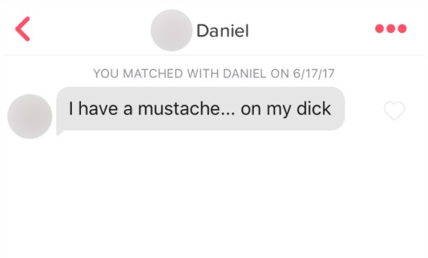 Ridiculous tinder pickup lines