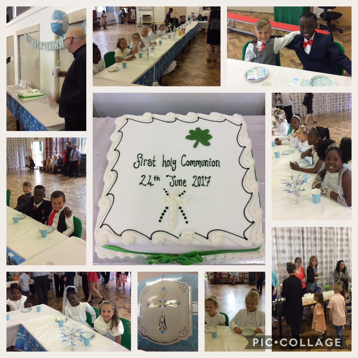 Year 3 received the sacrament of First Holy Communion on Saturday. We loved sharing this special occasion as a school family. #blessed