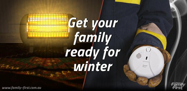 As we're now in winter, fire safety is critical. Why? @FamilyFirstAUS has your questions answered with these FAQs: https://t.co/lL36Y7ABNO