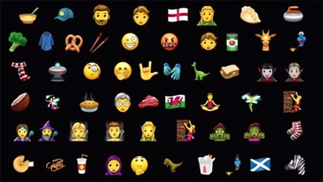 Emoji list expands with 56 new images https://t.co/2XrXszeLSm https://...