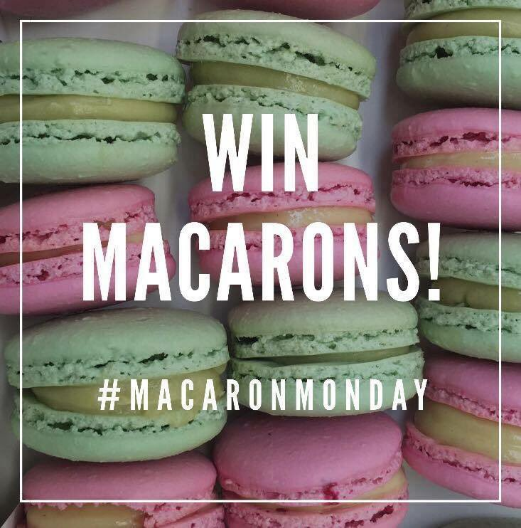 #Win a box of #macarons in our #competition! 😁🙌🏼 RT & put #Macaron...