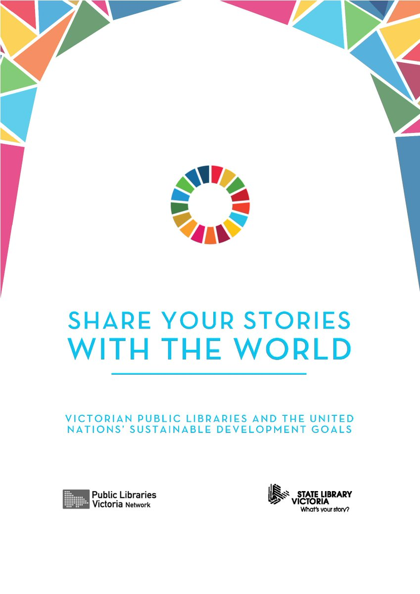 RT #kebetu: RT IFLA_Lib4Dev: Share your stories with the world: Victorian Public #Libraries and the UN #SDGs …<br>http://pic.twitter.com/Tf3k5gfYY3