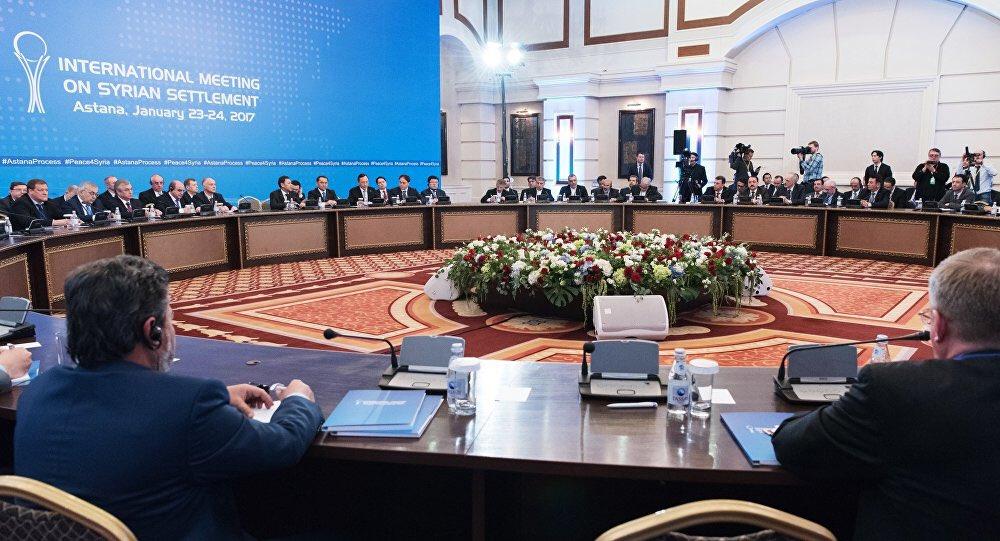 US expected to send high-level official to #SyriaTalks in #Astana - Kazakhstan  https:// sptnkne.ws/eJsP  &nbsp;  <br>http://pic.twitter.com/f9NaFaf7Tp