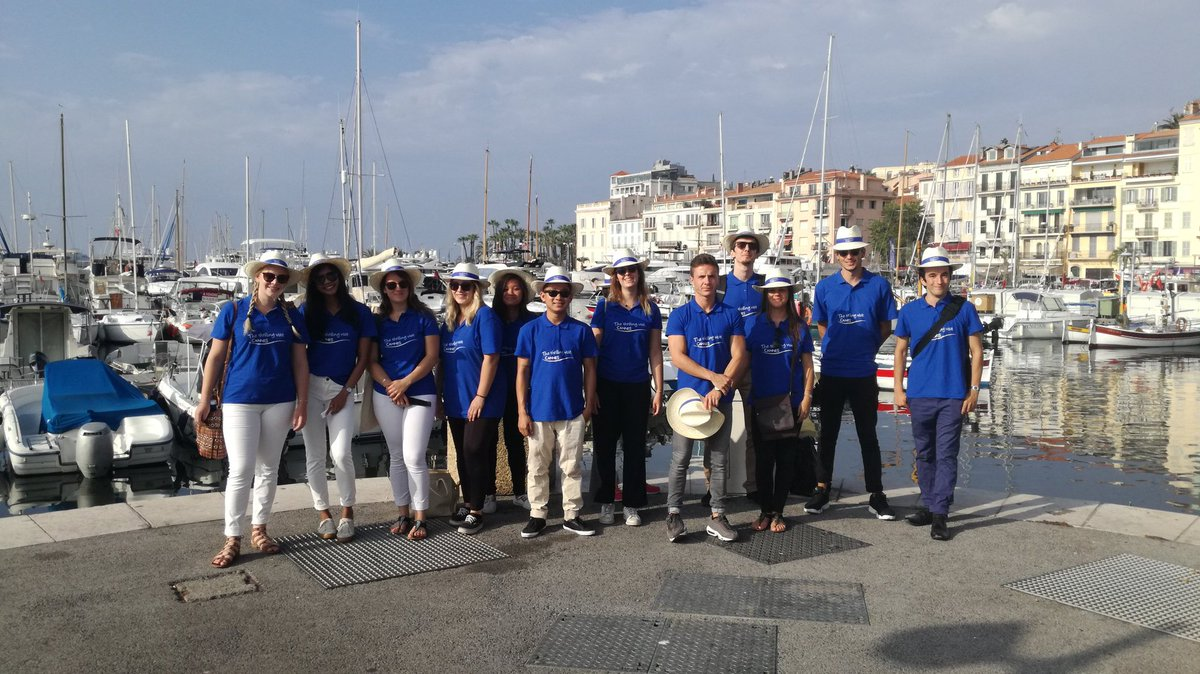 Welcome Cruise guests @MSC_Cruises_UK @RoyalCaribbeanF today @villecannes , a unique experience #CotedAzurFrance <br>http://pic.twitter.com/t1dPZzzTtE