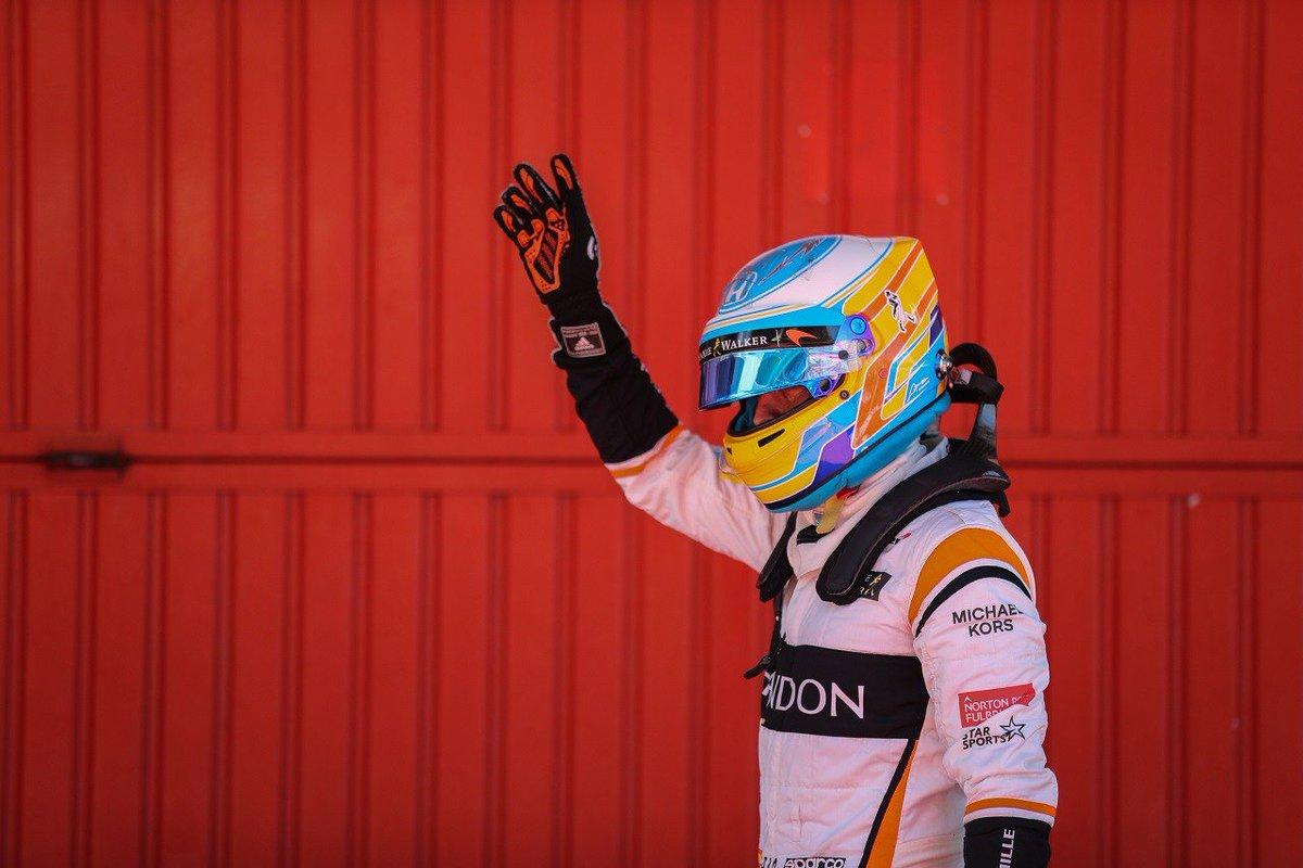 自信こそがこの1秒をもたらしてくれたんだと思う。 -フェルナンド・アロンソ-  #F1 #F1JP