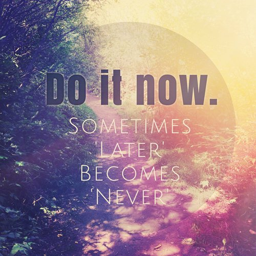 Do it now http:// lifeinwonderland.net  &nbsp;   #inspirationalquotes #motivationalquotes #travel #travelbug #wanderlust #quotes #travelblogger #livelife<br>http://pic.twitter.com/9NflUwxFyV