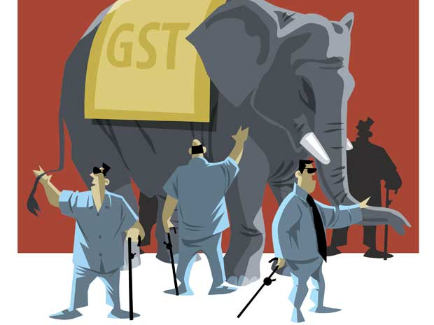 Our fledgling systems face a new level of stress both from big cases of insolvency and the GST  http:// mybs.in/2UWa1J9  &nbsp;   @ajay_shah #Opinion <br>http://pic.twitter.com/dKQFsx7Ks9
