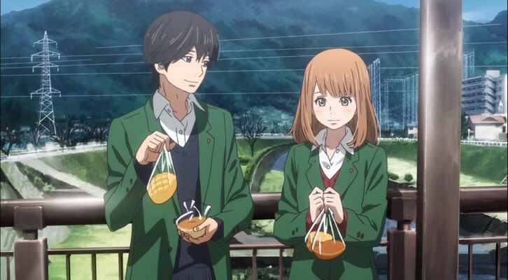 Rt Your Anime Manga Otps On Twitter Naho Takamiya And Kakeru Naruse Orange
