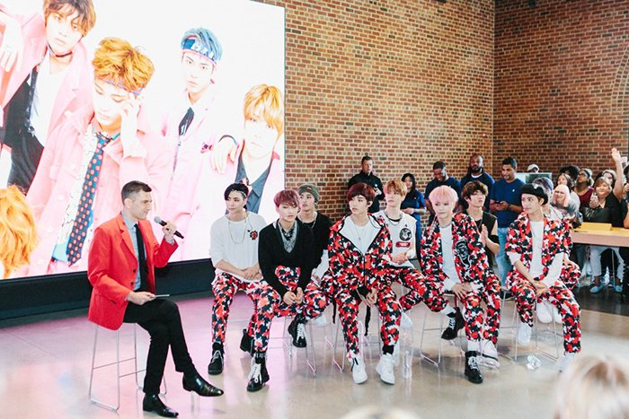 NCT 127 becomes the first ever Korean artist to be invited to 'Today a...