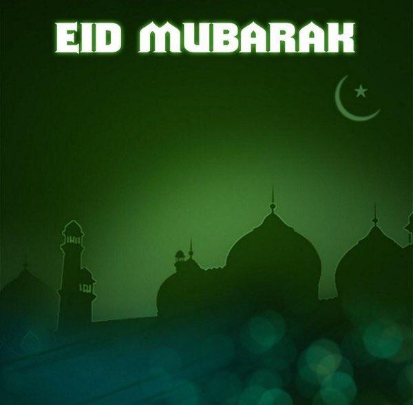 Wishing everyone #EidMubarak. May there be happiness all around!