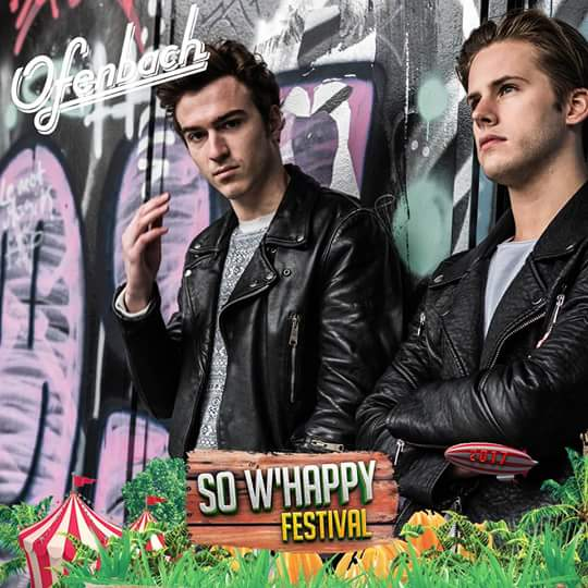 So excited to see you on stage guys!! 8th July! @Ofenbachmusic  @SoWHappyFestiva #music #Electro #festival<br>http://pic.twitter.com/Ot6JPzo4L4