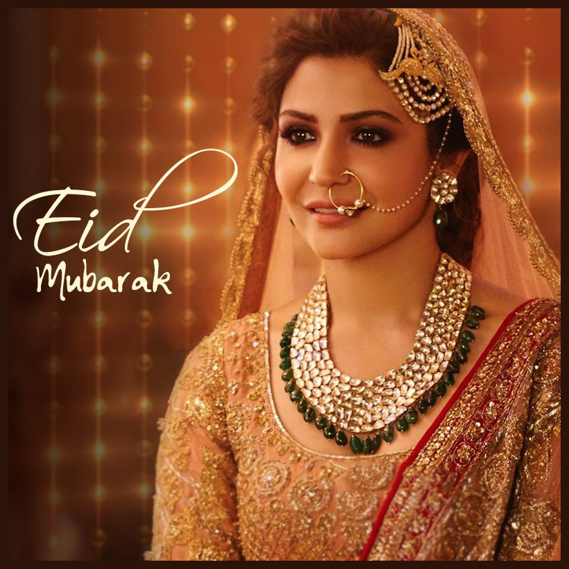 May the goodness and blessings of God be with you all. #EidMubarak to...