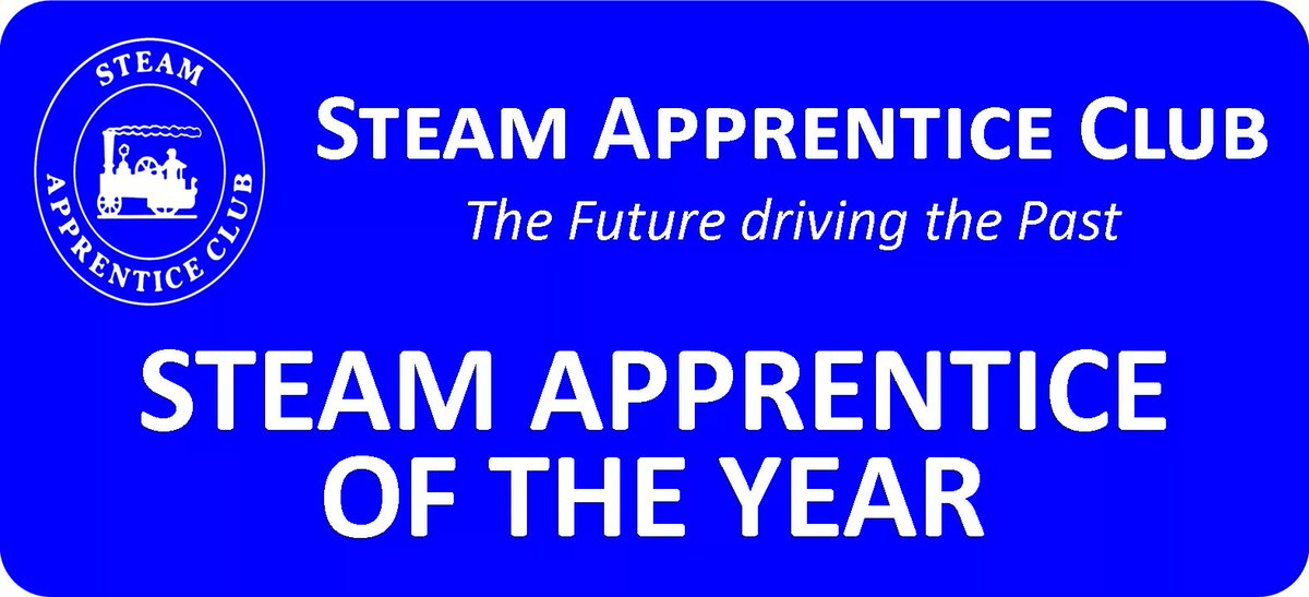 Do you know an Apprentice who has shown enthusiasm &amp; dedication in their involvement with Road Steam? Get in touch to nominate them! #SAC <br>http://pic.twitter.com/TB3DkTB2Gd
