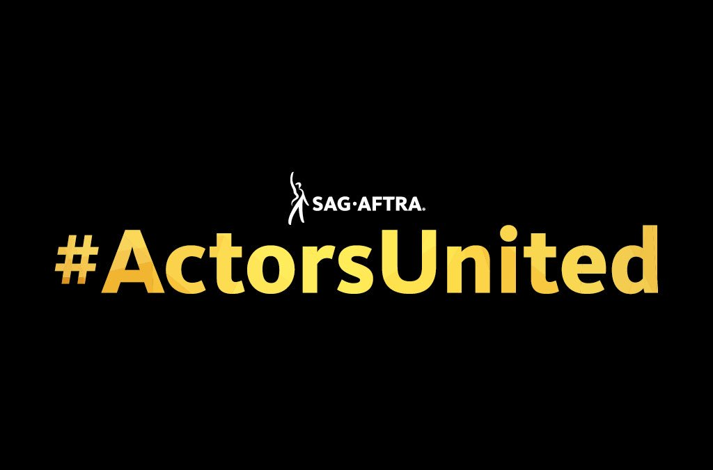 I stand with @sagaftra & support fair wages for all of us ✊️ #acto...