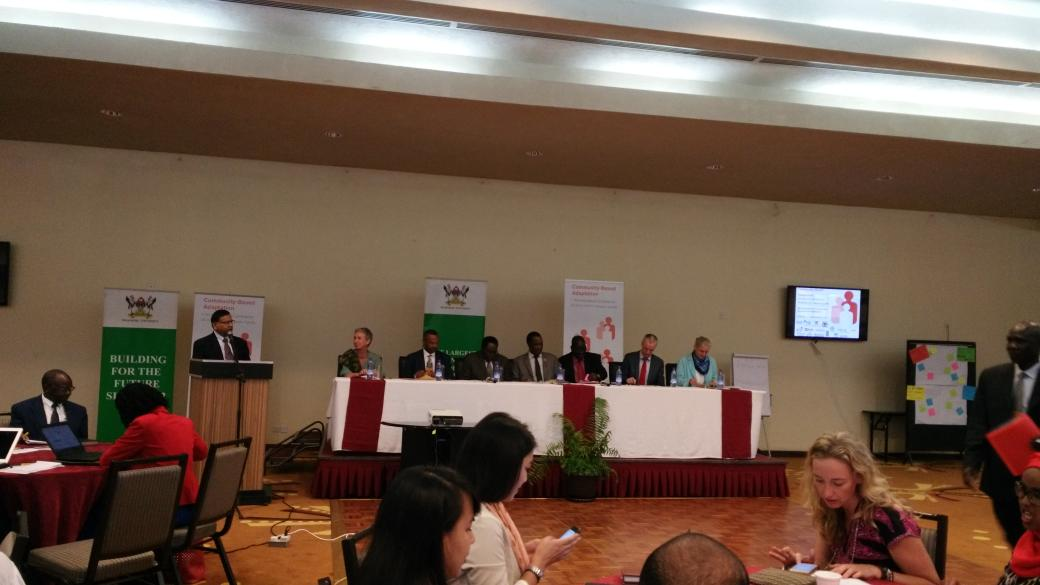 #CBA11 starts today Ambassador for Ireland begins opening session in Irish Gaelic recognising the importance of  solidarity 4 Climate action https://t.co/B2sr8SROVs