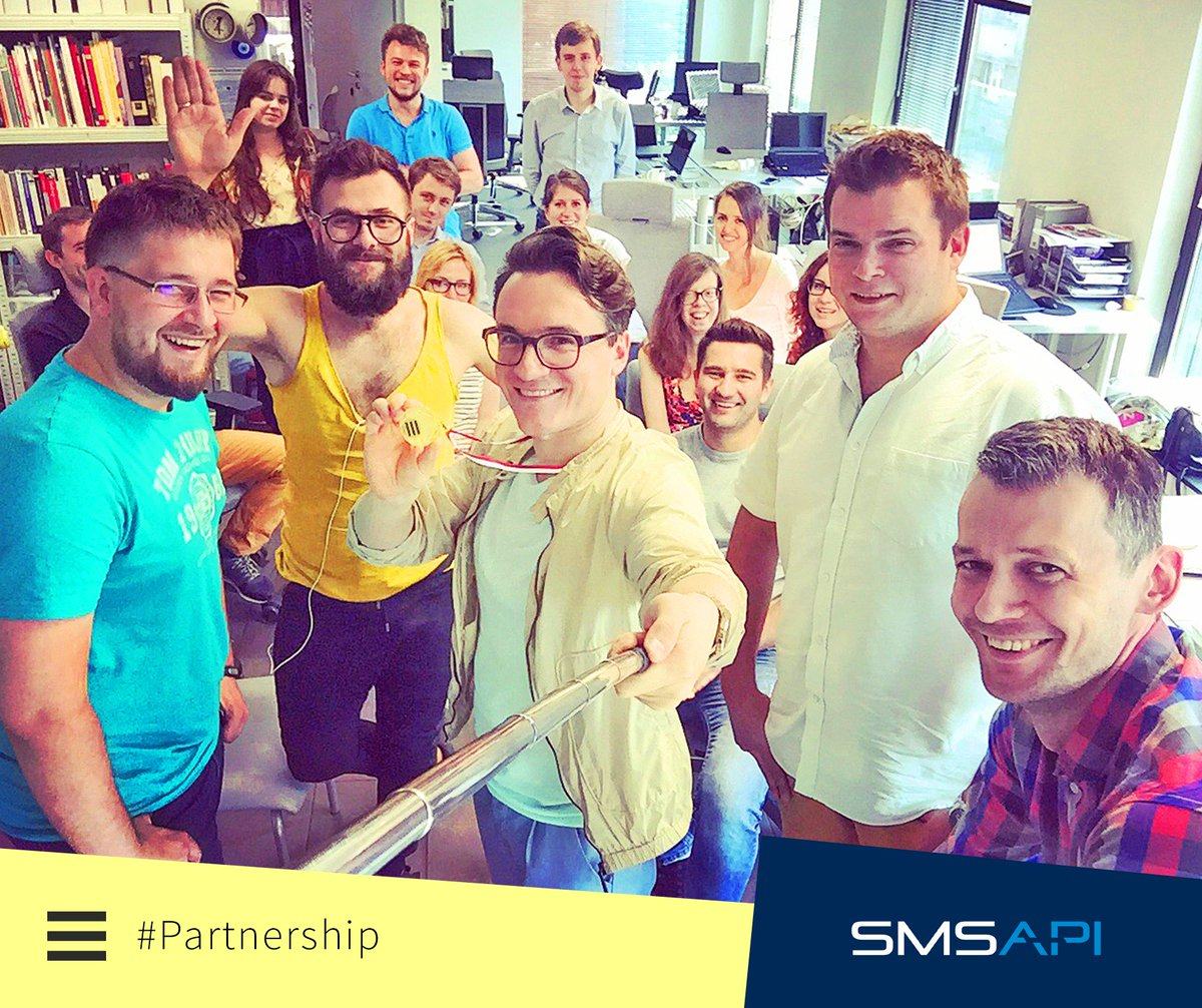 New #partnership! Thanks to @SMSAPI we can offer your #e-shop&#39;s #clients new #feature. Want to send a #sms with new arrivals? Now you can! <br>http://pic.twitter.com/CIxvSLH1bQ