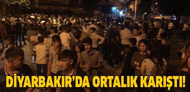 Diyarbakır'da ortalık karıştı! Halk sokağa döküldü! https://t.co/B5sut...