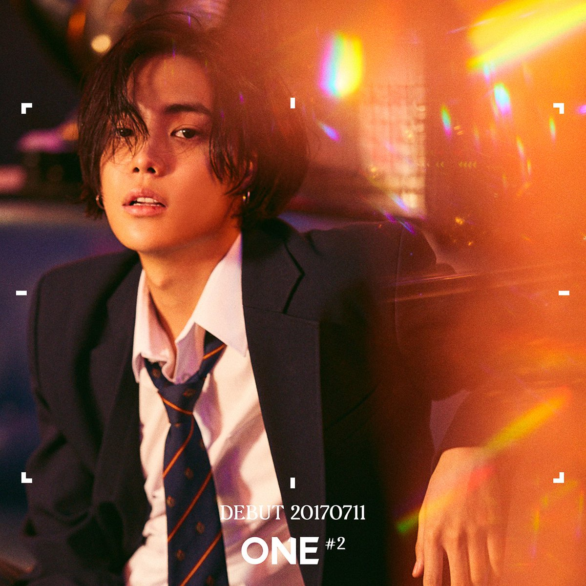 [ONE - DEBUT TEASER #2] originally posted by https://t.co/XZQ3IOI9MY #ONE #2 #원 #정제원 #DEBUT #20170711 #TEASER #YG