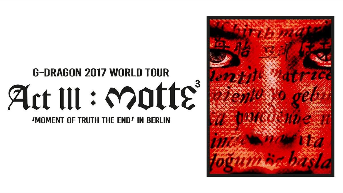 test Twitter Media - Yes! Koreas Superstar G-DRAGON kommt für eine exkl. Deutschland-Show am 30.09.17 nach Berlin! Infos: https://t.co/IAbiGReAxx #GDRAGON https://t.co/zlci1xvO3H