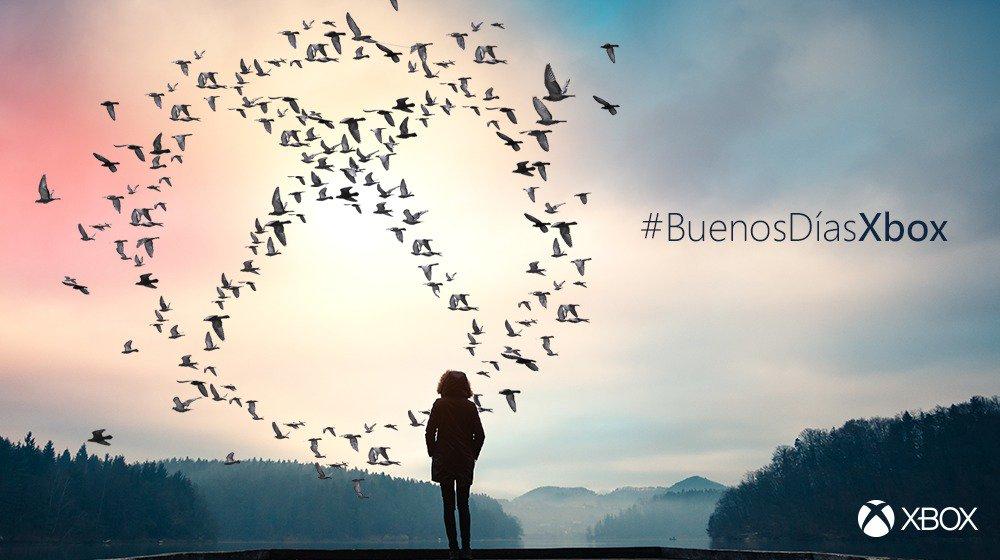 ¡Xbox te desea el mejor de los días! #BuenosDíasXbox #FelizLunes https...
