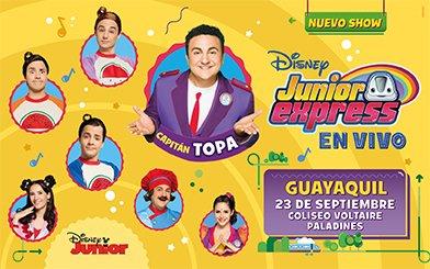 #GiraInternacional #Ecuador #JuniorExpressEnvivo #Quito tickets en    https://www. ticketshow.com.ec/pages/synopsis .aspx?evento=2721 &nbsp; …  #Guayaquil  tickets en  https://www. ticketshow.com.ec/pages/synopsis .aspx?evento=2722 &nbsp; … <br>http://pic.twitter.com/11CWvBSmjo