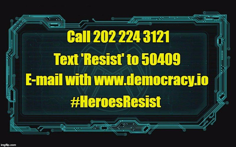 I just sent my faxes with #ResistBot , Have you made your calls or sent your faxes yet today? Be active in your future! #RESIST <br>http://pic.twitter.com/snLIoKmaf4