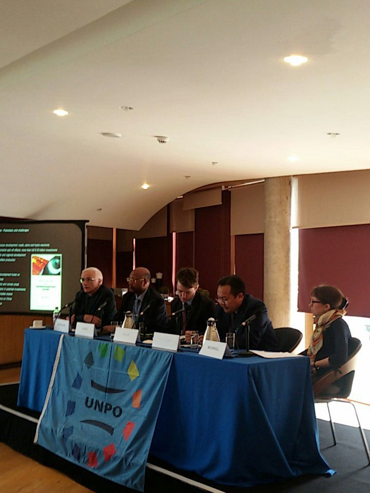 #UNPOGA13 Discussing on #state-sponsored #oppression against #unrepresented communities at OUR conference!<br>http://pic.twitter.com/UqyrxIXgW1