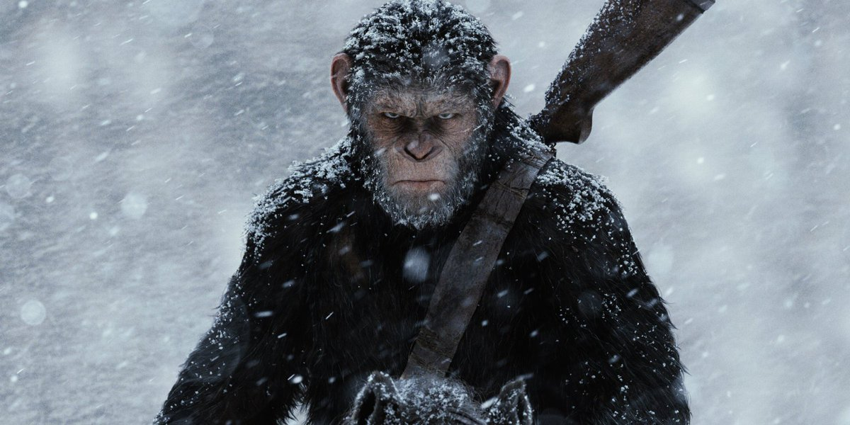 Apes together strong? Our War For The Planet Of The Apes review is her...