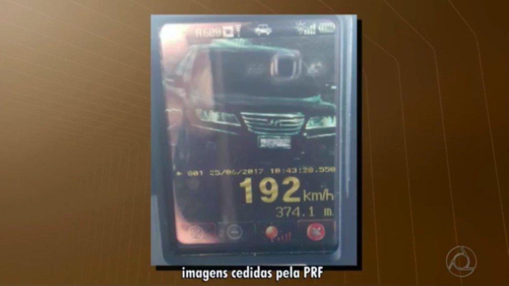 Carro é flagrado trafegando a 192 km/h no Sertão da Paraíba, diz PRF https://t.co/h4dlmUpHAQ #G1