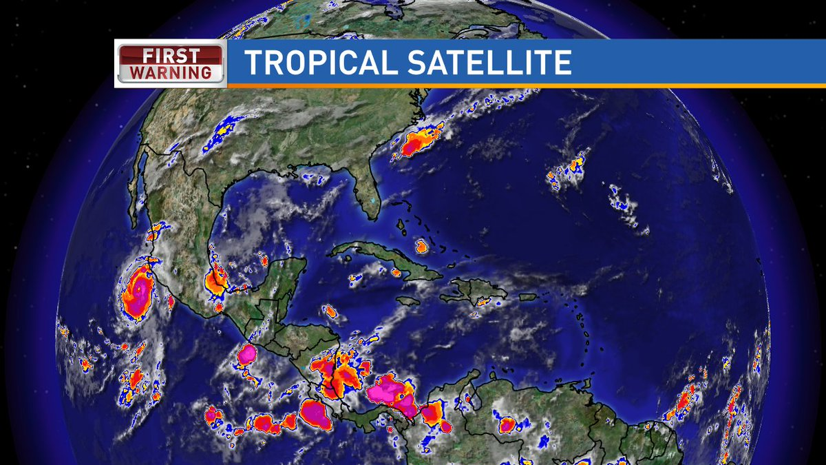#Atlantic Basin expected to be quiet for the next 5 days.  #Happy #Monday @weartv #C3N #3ITM #FLWX #weather #tropics<br>http://pic.twitter.com/rSNS2YZyAD
