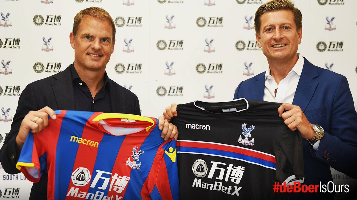 It's the news you've all been waiting for…  Welcome, @FdeBoerOfficial:...