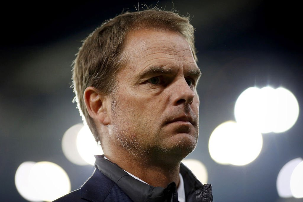 OFFICIAL: Frank de Boer has been appointed as the new manager of Cryst...