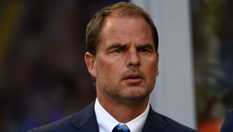 BREAKING: Crystal Palace announce Frank de Boer as manager on three-ye...