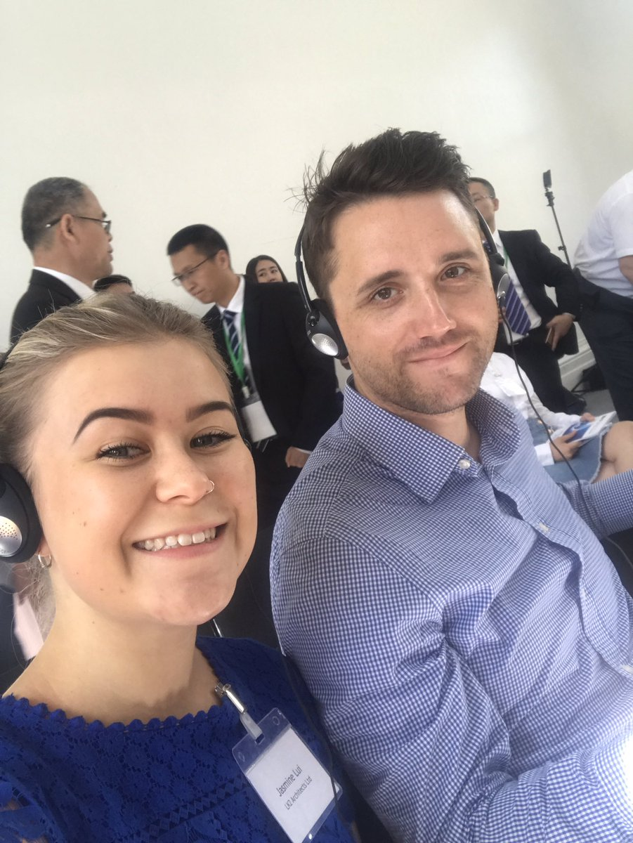 . @Tom_LK2 and @Jasmine_LK2 are at the #china #uk #trade &amp; #investment show in #Nottingham today. #development #Opportunity<br>http://pic.twitter.com/8pvfRTeR5m