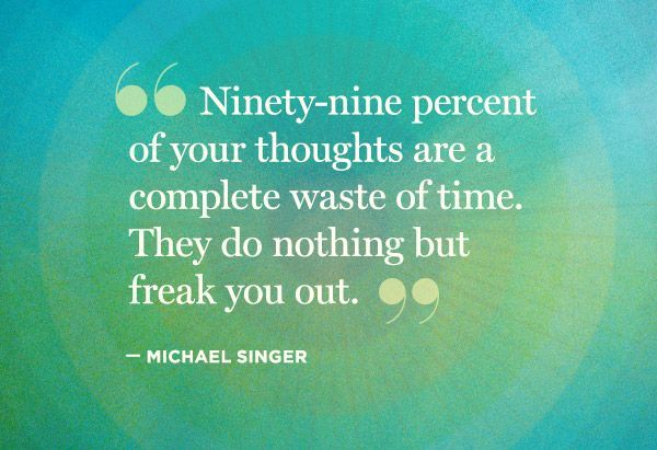 Quote from Michael Singer&#39;s &quot;The Untethered Soul&quot; published by New Harginger Putlications.  http:// bit.ly/2u4frdS  &nbsp;   #lifechanging <br>http://pic.twitter.com/QhShZS9vVX
