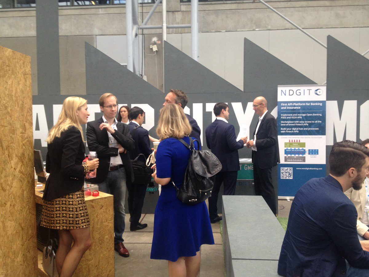 #money2020EU has opened today in Copenhagen! CFO Julian Kossinov is speaking to visitors at our stand. #Exscudo #Conference <br>http://pic.twitter.com/2LeFVSQmad