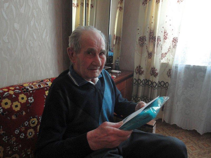 Леонида Кольцова поздравили с юбилеем