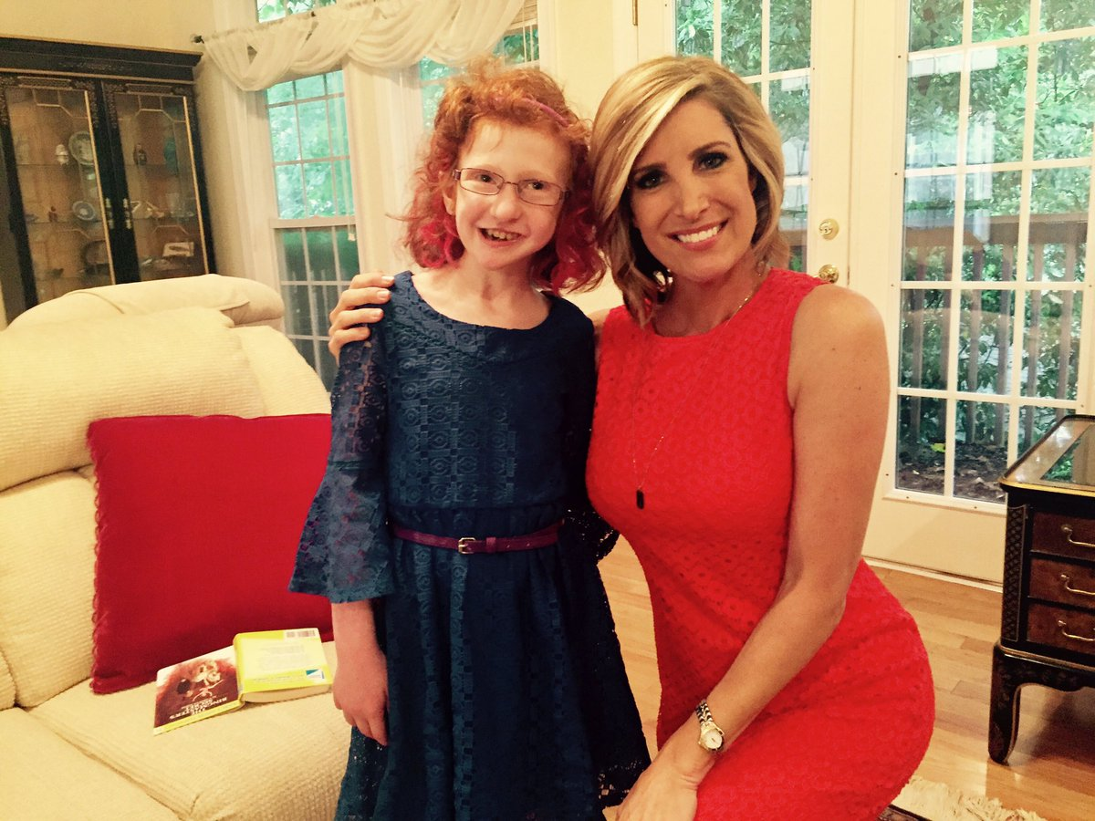 Her name is Faith.  She demonstrates it everyday. Her #BraveConquersFear story started before she was born. Coming soon to #AtlantaAlive <br>http://pic.twitter.com/BUvUcaVmjT