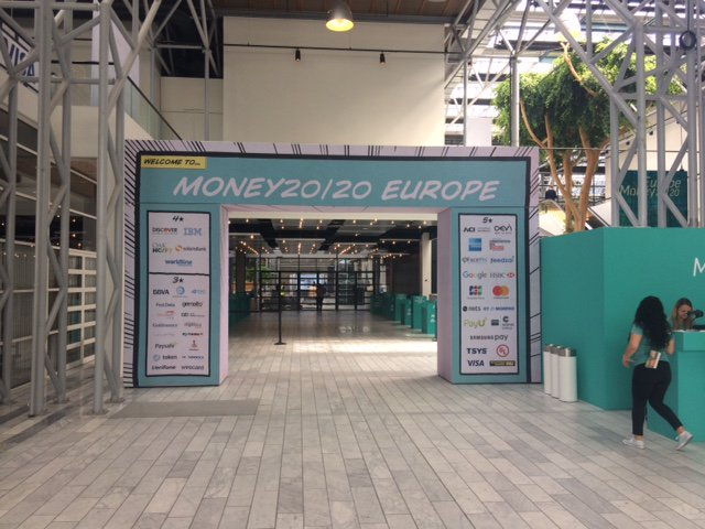 Opening Day of @money2020 #eventprofs Great to be working in partnership with @BlitzGES #M2020EU<br>http://pic.twitter.com/0xnnRmctQc