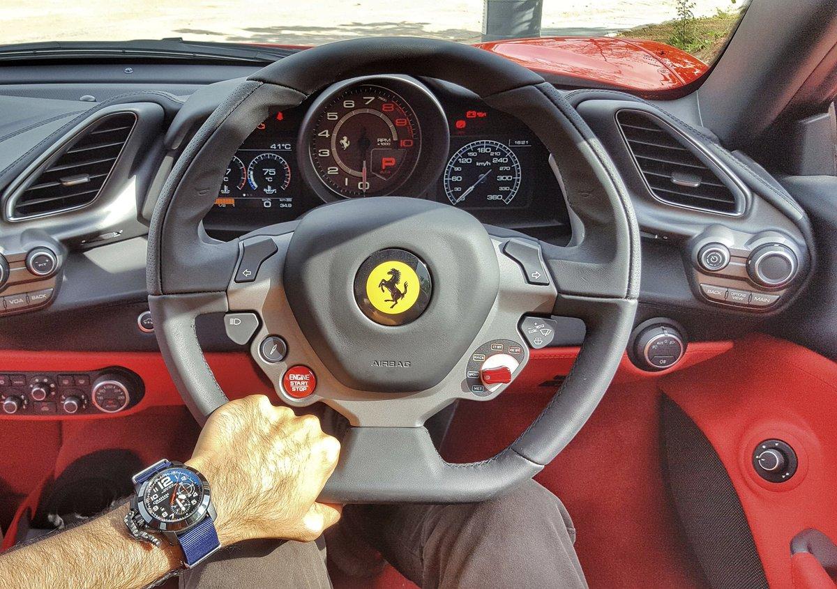 What&#39;s behind you dosen&#39;t matter - Enzo Ferrari #Ferrari #488gtb #graham #luxurytravel #supercars #sportscar #driversview<br>http://pic.twitter.com/OQ7wVmwiCh