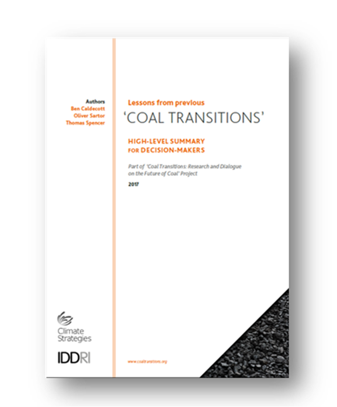 The NEW report on &quot;Lessons from Previous #Coal Transitions&quot; is here:  https:// coaltransitions.org / &nbsp;  <br>http://pic.twitter.com/roFXRkdEnV