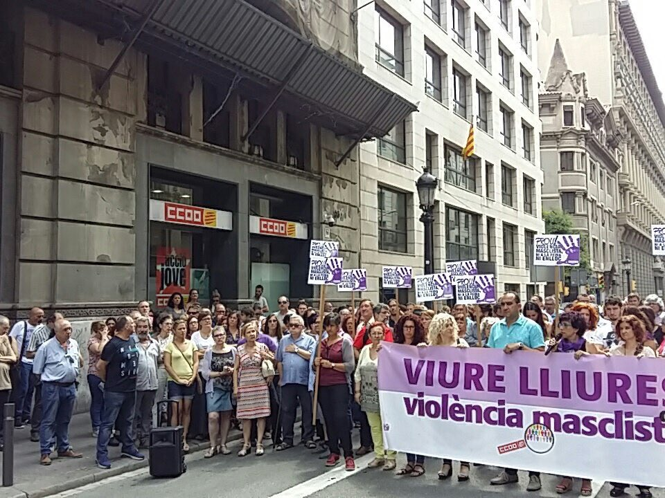 #EnsVolemVives @ccoocatalunya @CCOOsanit...
